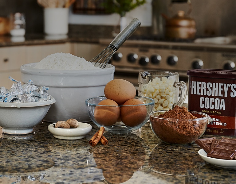The Hershey Company   Bringing HERSHEY\'S KITCHENS to Your Kitchen