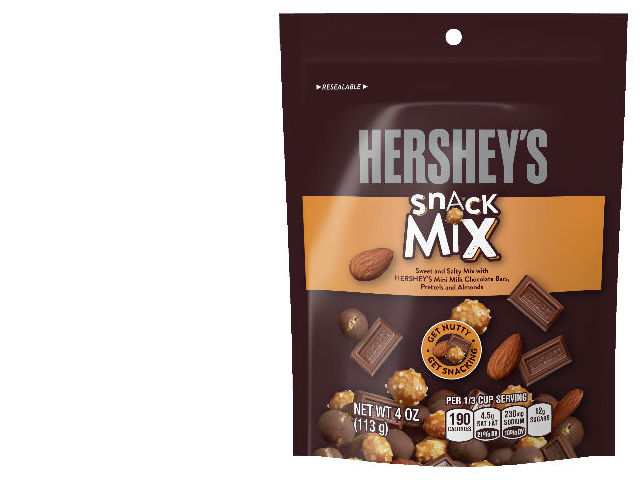 HERSHEY'S SNACK MIX