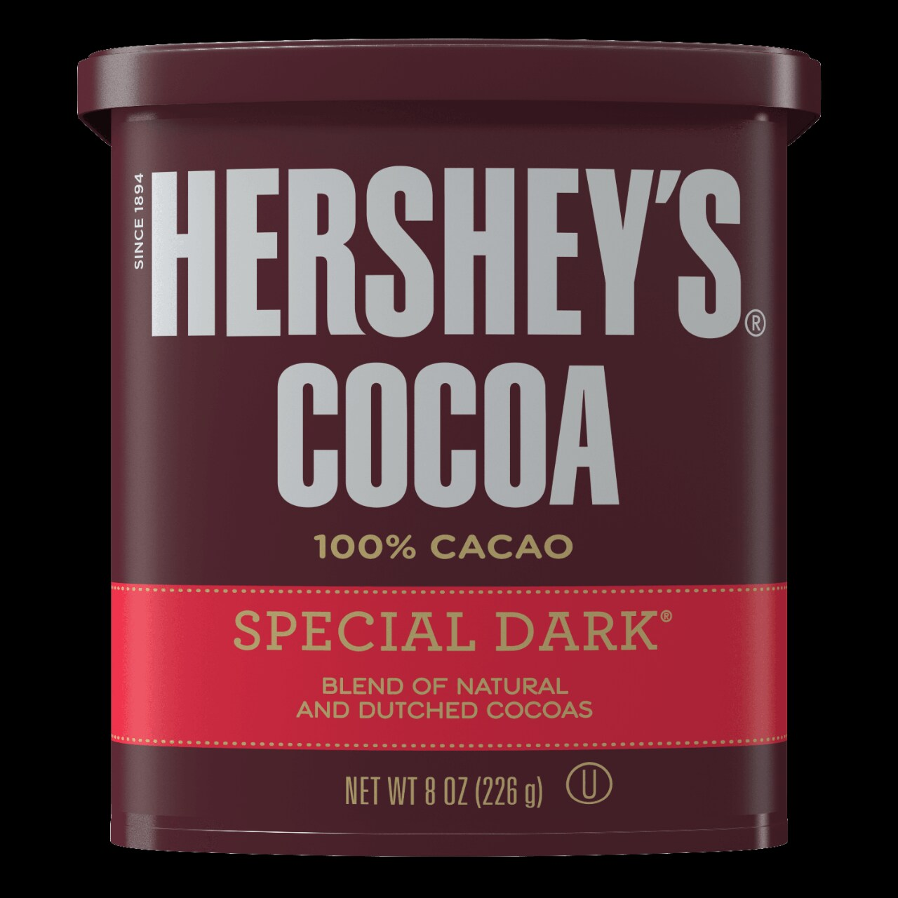The Hershey Company | HERSHEY'S SPECIAL DARK Chocolate Cocoa, 8 ...