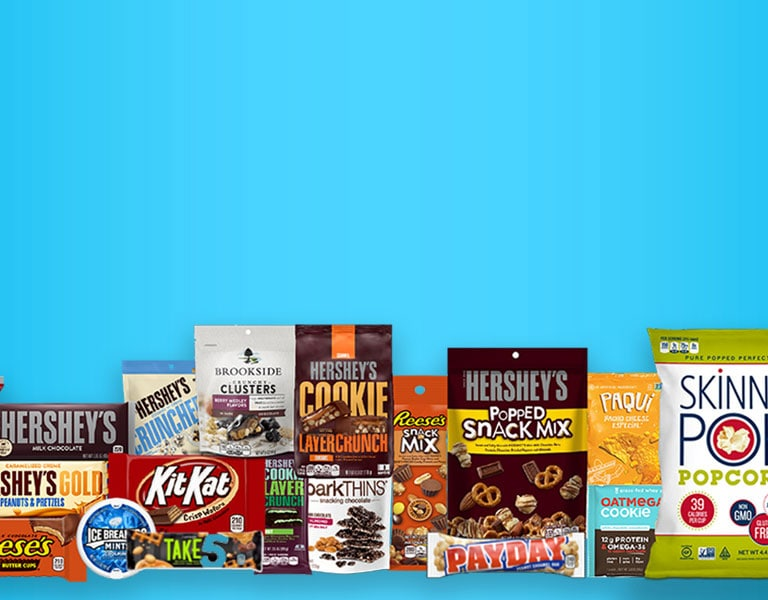 the hershey company products