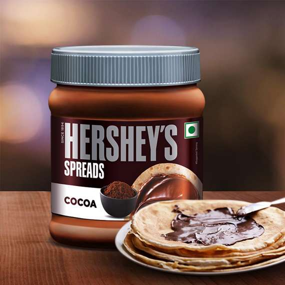 HERSHEY'S SPREADS: COCOA