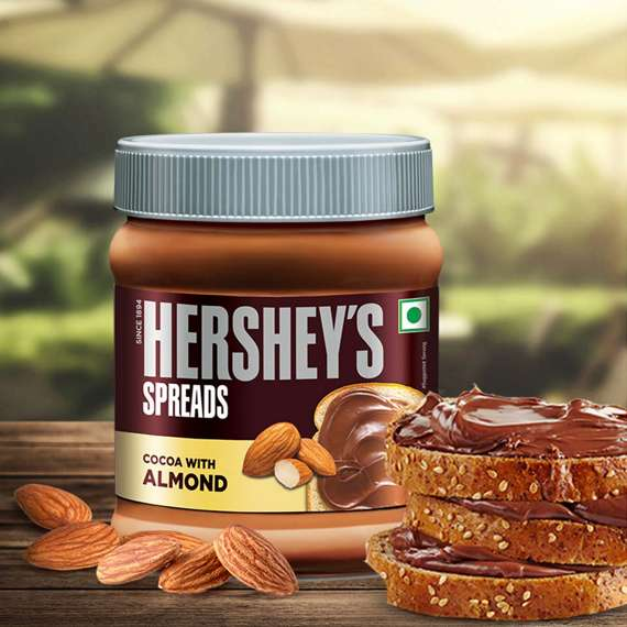 HERSHEY'S SPREADS: COCOA WITH ALMOND